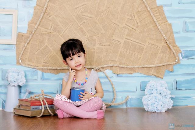 Gói chụp ảnh cho bé yêu tại Herbi Studio - 10