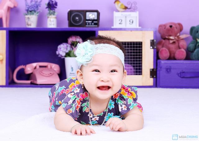 Gói chụp ảnh cho bé yêu tại Herbi Studio - 7