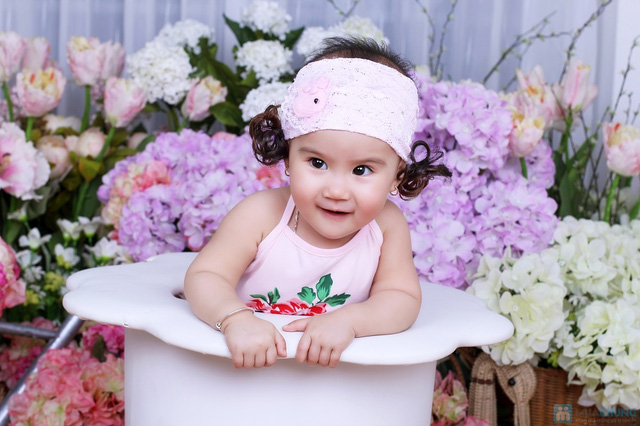 Gói chụp ảnh cho bé yêu tại Herbi Studio - 5