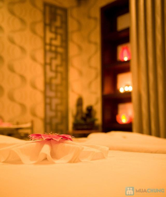 Massage body bằng Kem dưỡng trắng mịn da + Đắp mặt nạ Trà tại Jen Spa - Chỉ 150.000đ - 1