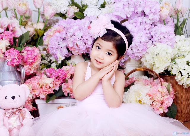 Gói chụp ảnh cho bé yêu tại Herbi Studio - 1