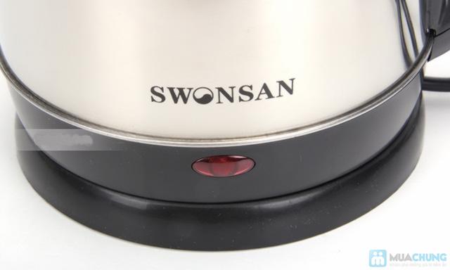 Ấm siêu tốc 2 lớp Swonsan1,8L tiết kiệm điện - 3