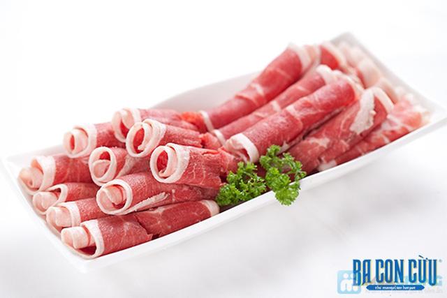 Buffet lẩu Cừu Mông Cổ - 6