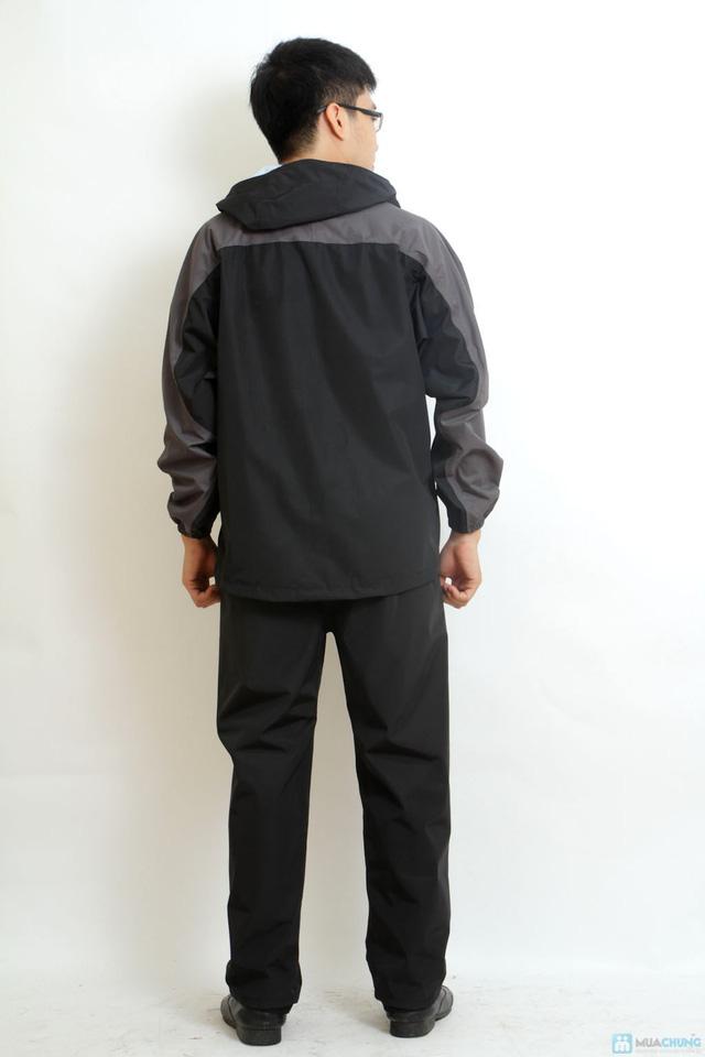 Bộ quần áo gió đa năng chống thấm nước (cho Nam) - 3