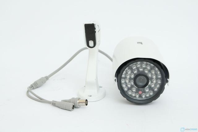 Bộ Camera giám sát Icam và Đầu ghi hình KTS - 9