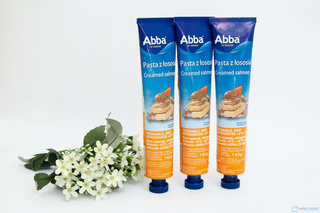 Patê cá hồi ABBA thơm ngon, lạ miệng - 1