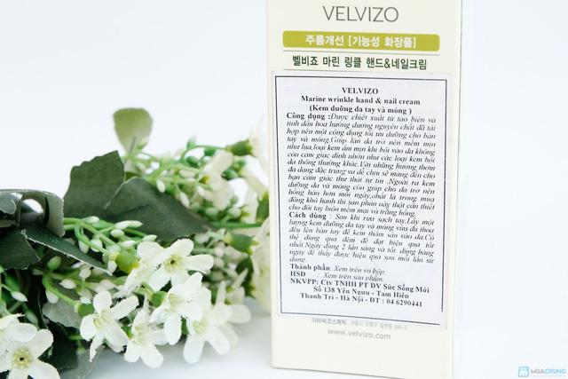 kem dưỡng da tay và móng Velvizo - 2
