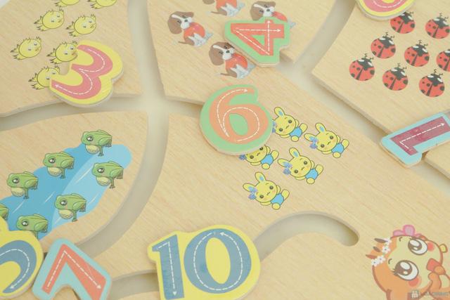 bảng học số mê cung cho bé - 3