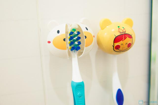 Combo 4 dụng cụ treo bàn chải đánh răng - Chỉ 49.000đ - 6