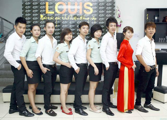 Trọn gói làm tóc tại Viện tạo mẫu tóc Louis - 2