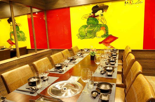Buffet  lẩu nướng Mishaghi - 23