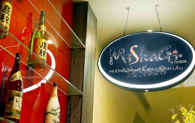 Buffet  lẩu nướng Mishaghi - 1