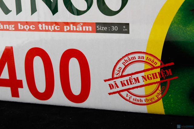 Hộp màng bọc thực phẩm Thái Lan Ringo 400 - 2