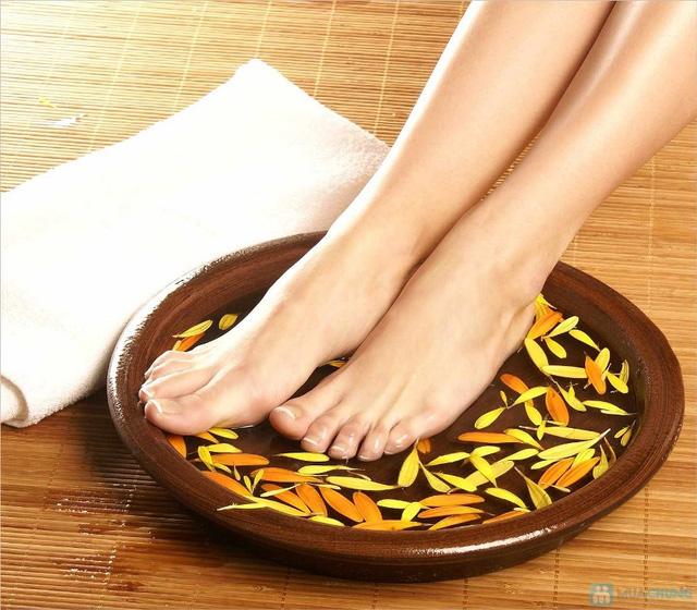 Massage chân tại Hà Chi Foot Massage - 2