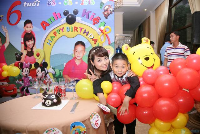 Tổ chức sinh nhật cho bé - 6