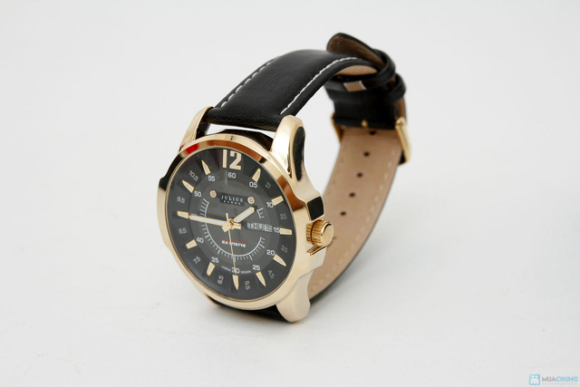 Đồng hồ nam Julius-Model JAH017 Cao Cấp - 4