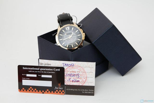 Đồng hồ nam Julius-Model JAH017 Cao Cấp - 2