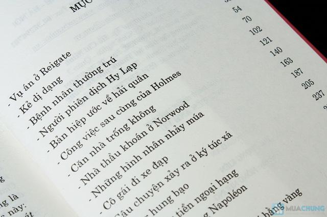Toàn tập Sherlock Homles – Bộ 3 cuốn. Chỉ với 177.000đ - 10