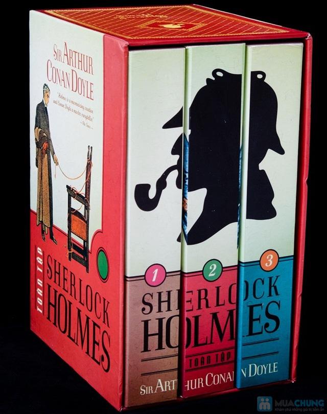Toàn tập Sherlock Homles – Bộ 3 cuốn. Chỉ với 177.000đ - 2