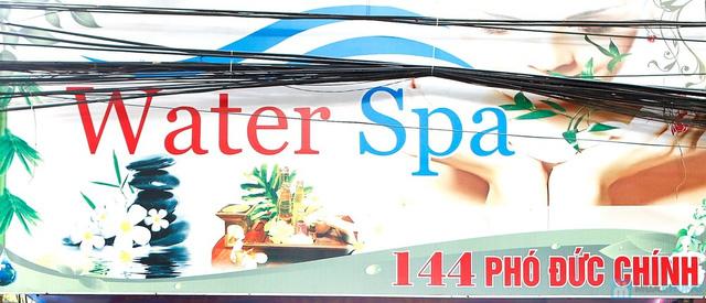 waxing (tay, chân, bikini, nách, mép, lông mày) tại Water Spa - 1
