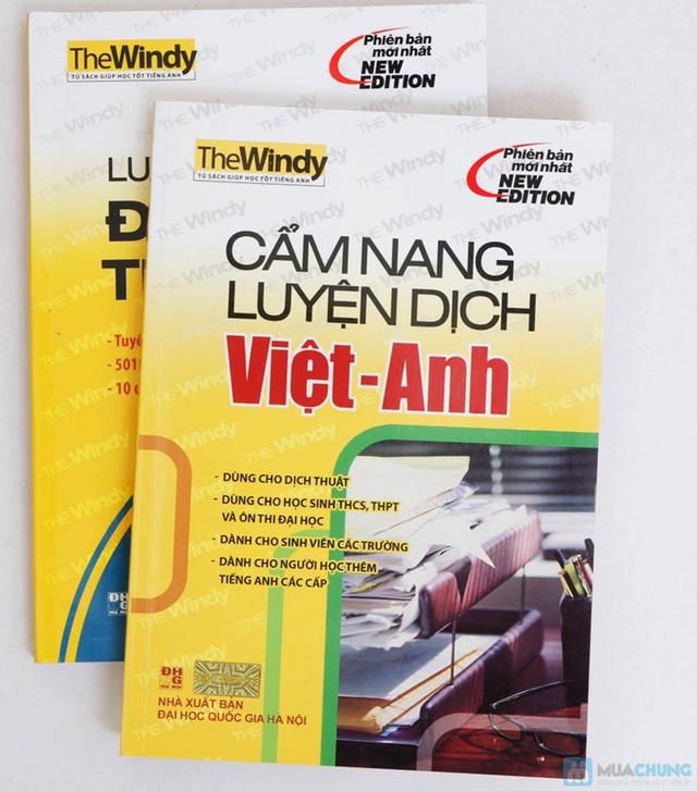 Cẩm nang luyện dịch Việt – Anh + Luyện kỹ năng đọc hiểu tiếng Anh. Chỉ với 69.000đ - 5