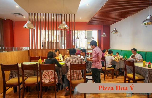 Voucher giảm giá tất cả đồ ăn tại nhà hàng Pizza Hoa Ý - 9