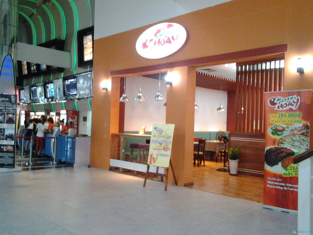 Voucher giảm giá tất cả đồ ăn tại nhà hàng Pizza Hoa Ý - 7