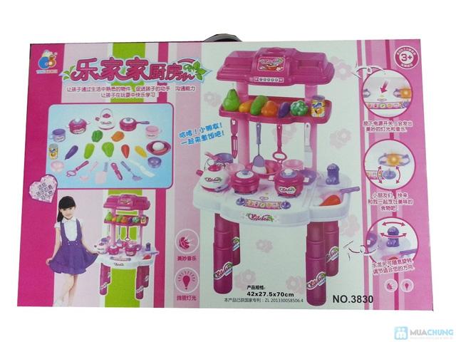 Bộ đồ chơi nấu ăn hiện đại cho bé - món quà tết Trung thu ý nghĩa - 3