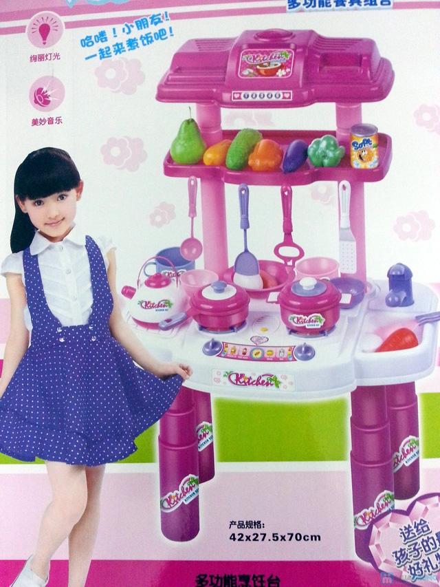 Bộ đồ chơi nấu ăn hiện đại cho bé - món quà tết Trung thu ý nghĩa - 7