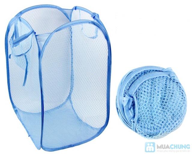 Combo 2 túi lưới đựng đồ có thể gấp gọn - 5