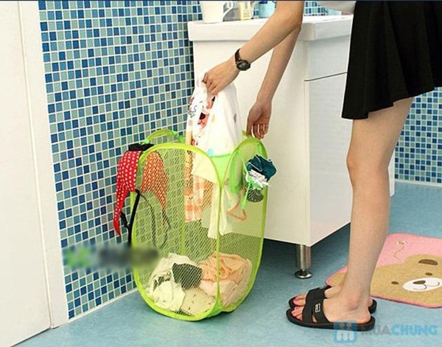 Combo 2 túi lưới đựng đồ có thể gấp gọn - 6