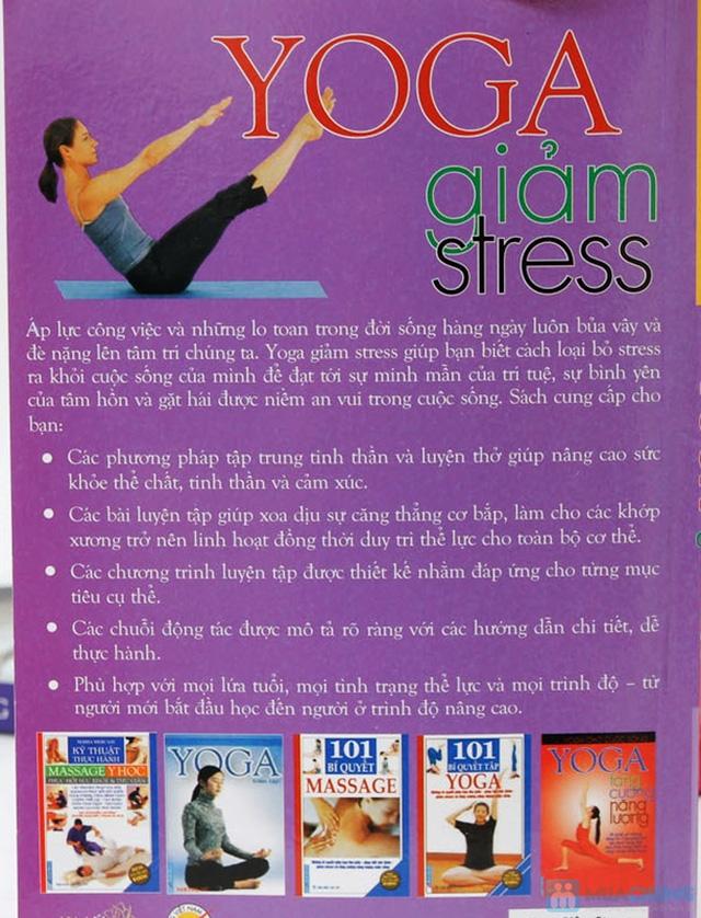Yoga giảm stress + Yoga cho khuôn mặt đẹp. Chỉ với 90.000đ - 16