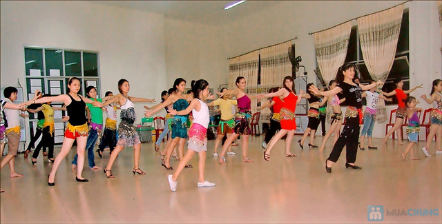 Khóa học Khiêu vũ giao tiếp hoặc Belly Dance (12 buổi) tại CLB Paris - Đà Nẵng - 10