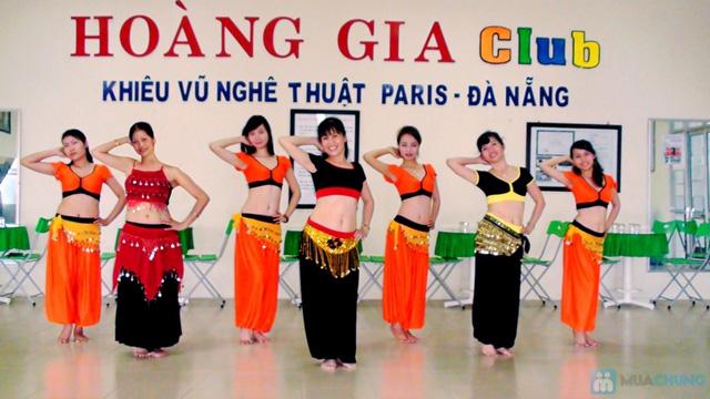 Khóa học Khiêu vũ giao tiếp hoặc Belly Dance (12 buổi) tại CLB Paris - Đà Nẵng - 9