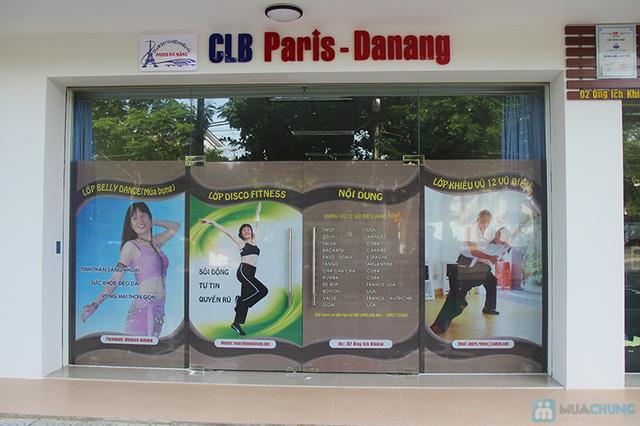 Khóa học Khiêu vũ giao tiếp hoặc Belly Dance (12 buổi) tại CLB Paris - Đà Nẵng - 11