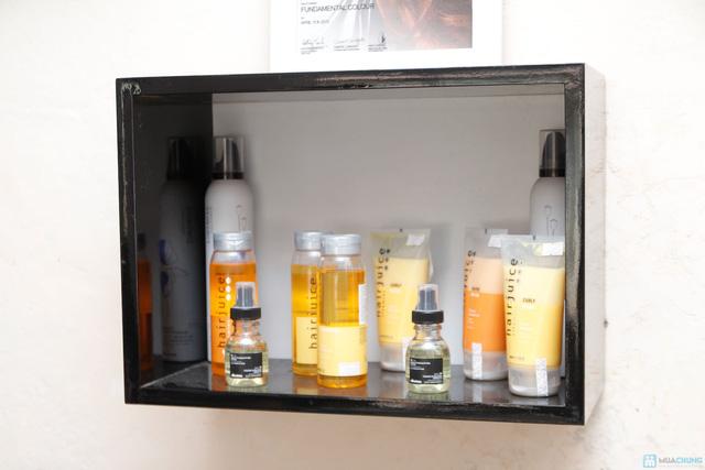 Dịch vụ Nối tóc bằng sợi Fiberglass tại H_Long Hair salon - 5