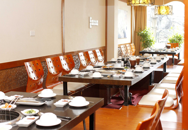 nhà hàng buffet lẩu nướng ngon ở Hà Nội_Đệ Nhất Nướng