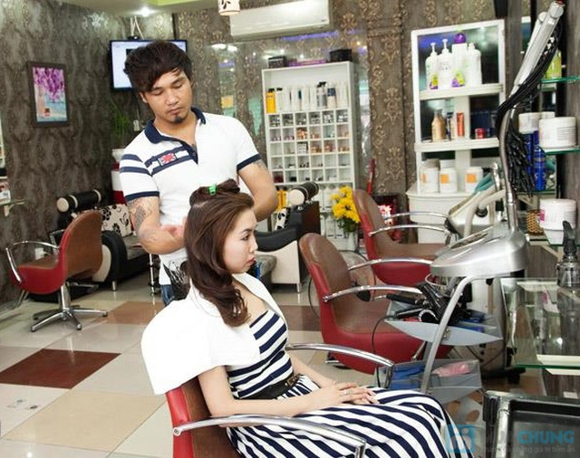 Trọn Gói 01 trong 05 gói dịch vụ tại Hair Salon Mắt Trần - 1