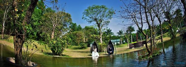 Chụp ảnh cưới tại Flamingo Đại Lải Resort  - 17