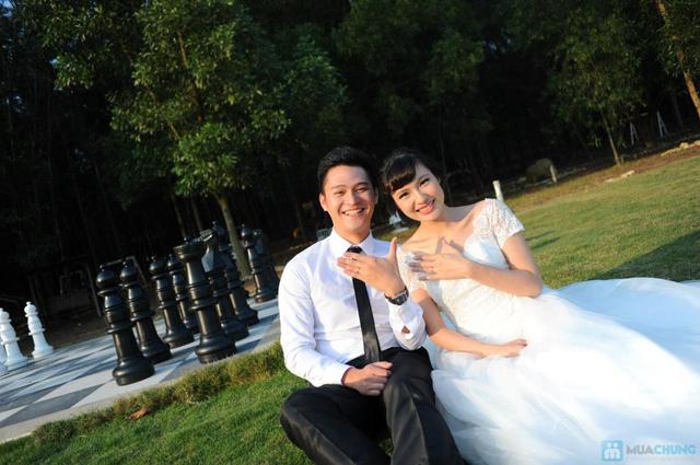 Chụp ảnh cưới tại Flamingo Đại Lải Resort  - 15