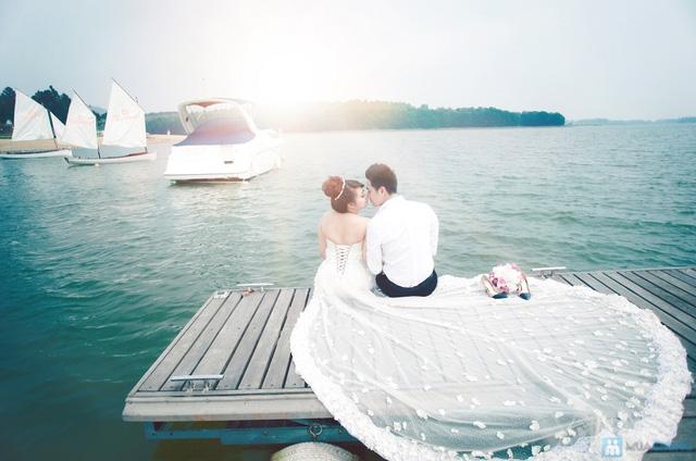 Chụp ảnh cưới tại Flamingo Đại Lải Resort  - 6