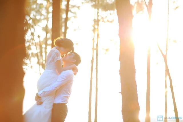 Chụp ảnh cưới tại Flamingo Đại Lải Resort  - 16