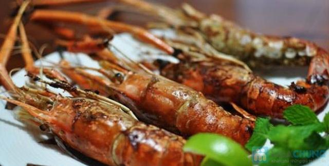 Tour ngoại thành Quận 9: Khu du lịch Vườn Thiên Thanh - Câu cá giải trí - Thưởng thức hải sản trong 01 ngày. Chỉ 349.000đ/người - 1