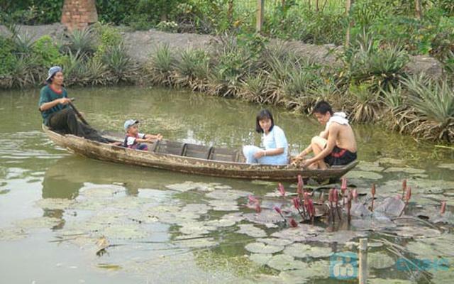 Tour ngoại thành Quận 9: Khu du lịch Vườn Thiên Thanh - Câu cá giải trí - Thưởng thức hải sản trong 01 ngày. Chỉ 349.000đ/người - 8