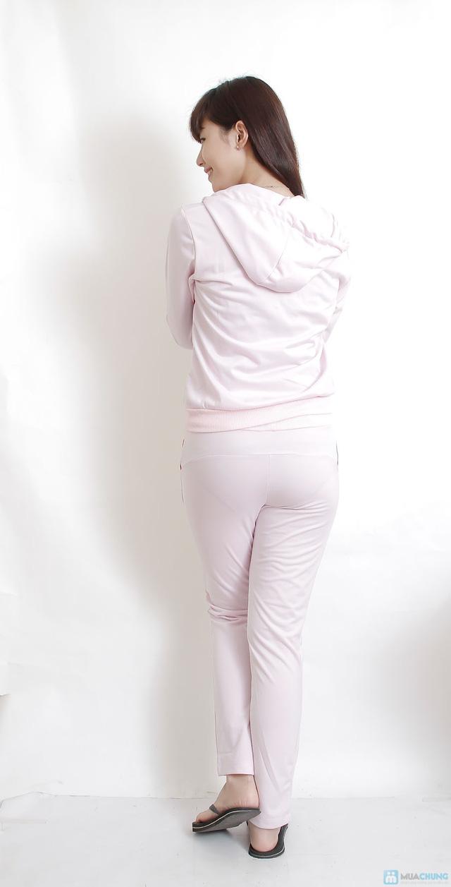 Bộ quần áo thu đông pha màu - 3