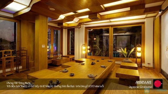 Buffet tự chon tại shinbashi tại 65-67 Triệu Việt Vương - 33