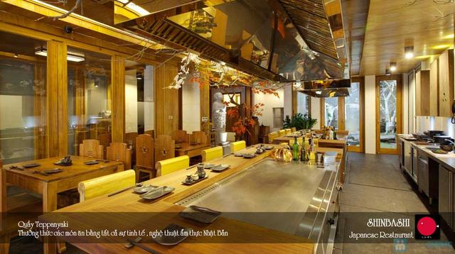 Buffet tự chon tại shinbashi tại 65-67 Triệu Việt Vương - 28
