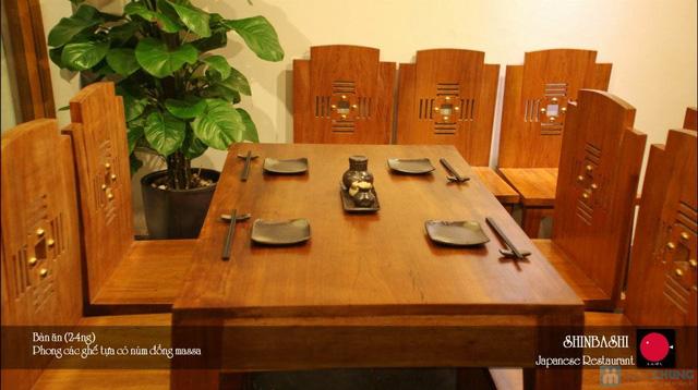 Buffet tự chon tại shinbashi tại 65-67 Triệu Việt Vương - 31
