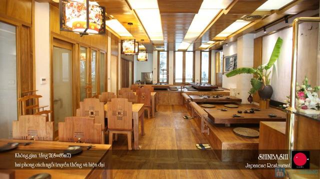 Buffet tự chon tại shinbashi tại 65-67 Triệu Việt Vương - 30