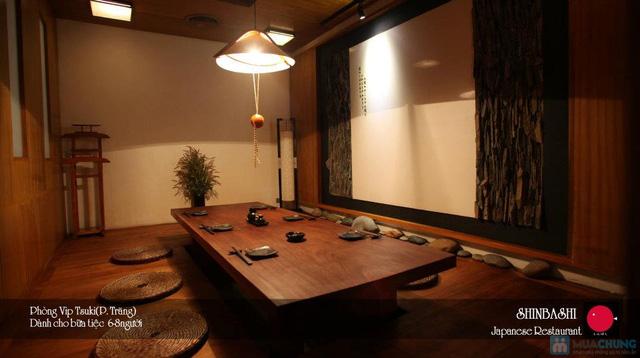 Buffet tự chon tại shinbashi tại 65-67 Triệu Việt Vương - 34